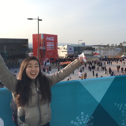 An Incredible Olympic Trip | Student Article by Sid Samel